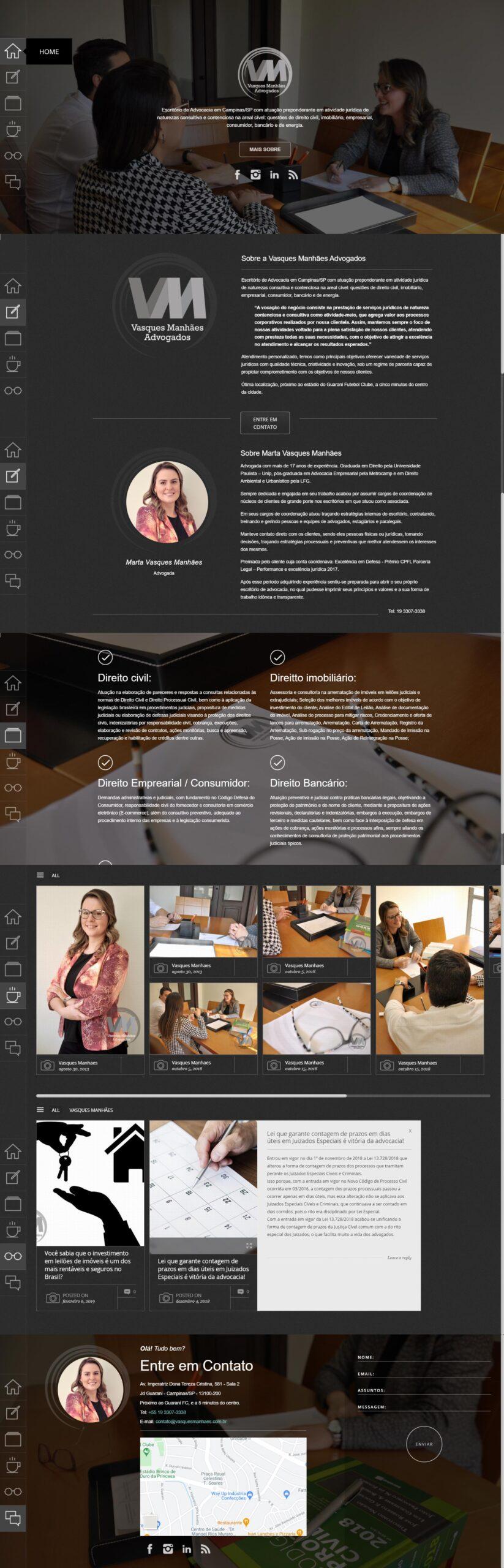 Agência Sacchi Design - Criação de Sites - WebDesign - Criação de Logotipo - Web Design - Design Gráfico - Webdesigner - WordPress - Sites Profissionais - Agencia Web - Brasil