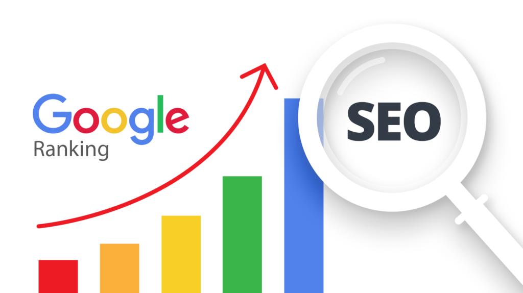 Ranking Google SEO Orgânico